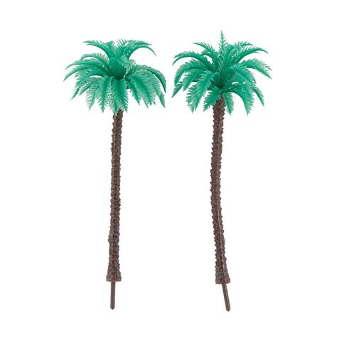 artificial palm tree for dollhouse miniature artificial palm trees garden miniatures dollhouse miniatures doll