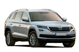 Suv Cars Skoda Kodiaq Suv Review Carbuyer