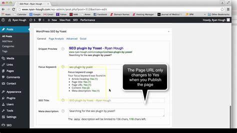 tutorial wordpress seo by yoast yoast seo plugin all in one seo wordpress tutorials