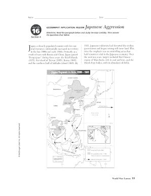 section 16 form 4 chapter 16 section 4 geography application region japanese