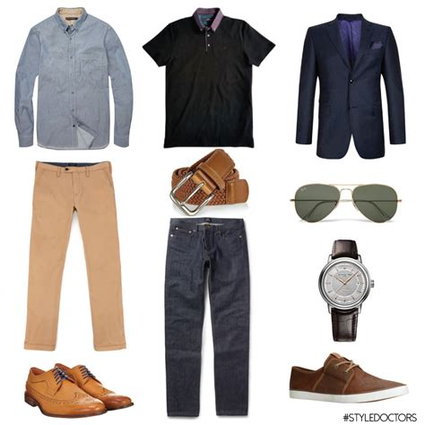 Essential Mens Wardrobe by Hiring A Personal Shopper And Finding A Capsule Wardrobe