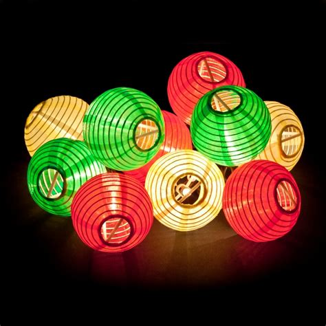 fiesta lanterns hanging light string