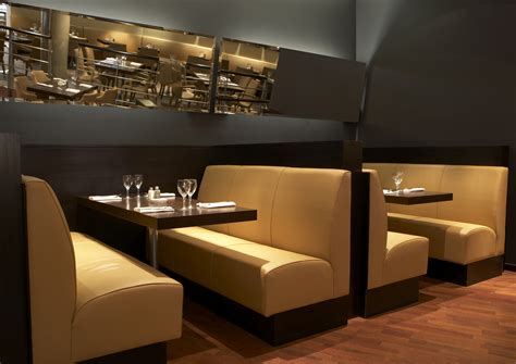 restaurant banquette seating ergonomic restaurant banquette seating 1 restaurant booth
