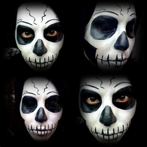 maquillaje para hombres esqueleto moda musica y algo mas maquillaje para halloween