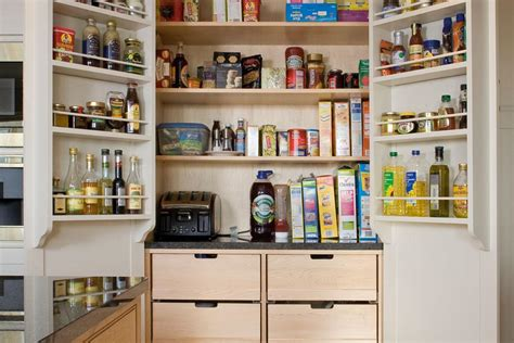 Kitchen Larder Cupboard Storage Larder And Pantry Cupboards