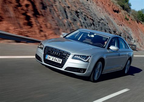 2012 Audi A8 Horsepower by 2012 Audi A8 Review Specs Pictures Price Mpg