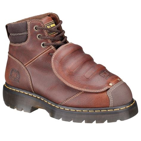 steel toe boots with metatarsal guard s dr martens 6 quot ironbridge metatarsal guard steel