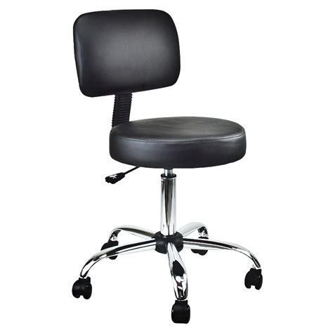 medicine chairs salon dental doctor stool with back cushion