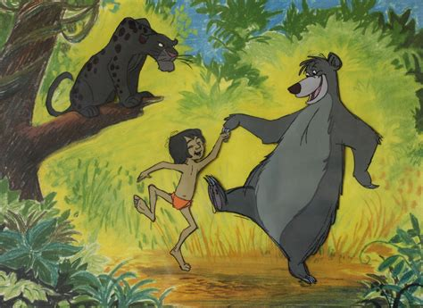 pictures of jungle book deja view early quot jungle book quot
