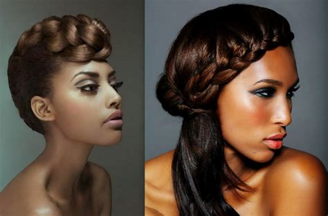 plaited hairstyles for black women african hair plaited styles short hairstyle 2013