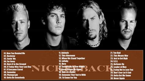 the best of nickelback nickelback greatest hits album the best of nickelback