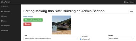 layout css rails building an admin section in rails leigh halliday