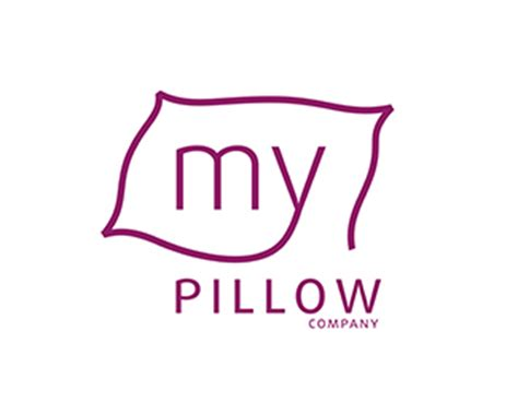 The Pillow Company by Logo Pillow