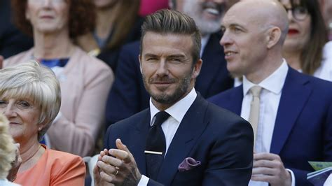Vote For Europes Top Gadget by David Beckham Voting For Britain To Remain In European