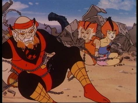 Wiley Kit Thundercats Season 2 Episode 27 Thundercubs