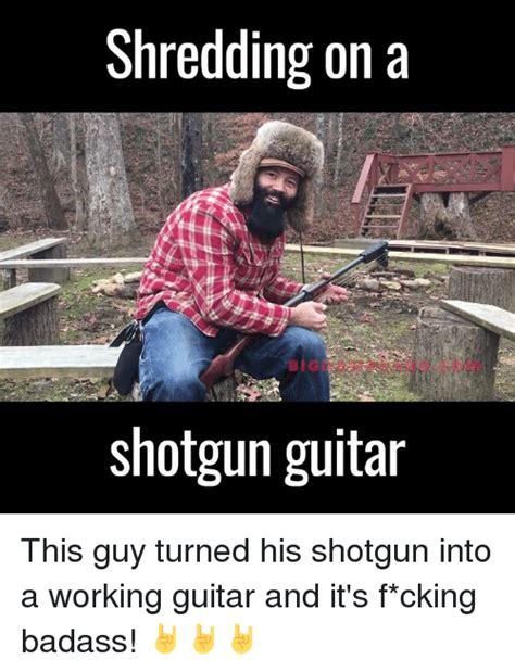 Shredding Meme - funny guitar memes of 2016 on sizzle beautiful