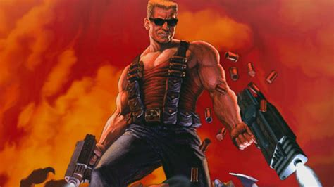 best duke nukem duke nukem 3d anniversary edition coming to ps4 xbox one