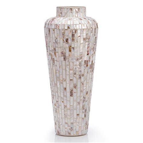 of pearl vase vases home accents decor z