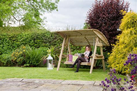 Miami Garden Swing   Garden Furniture Land