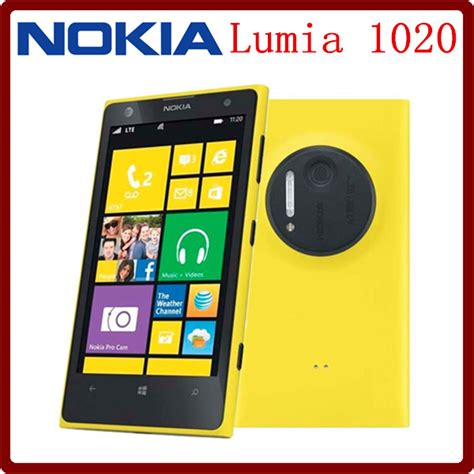 Nokia Lumia Ram 2gb selling original unlocked nokia lumia 1020 4 5