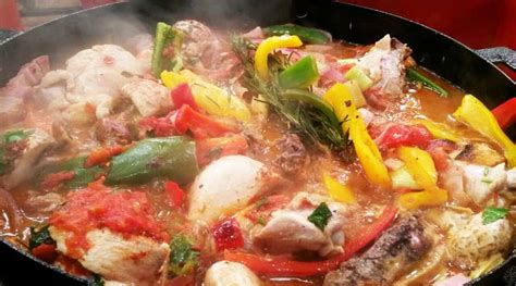 recetas de cocina con hongos pollo al disco con panceta y hongos recetas cocineros