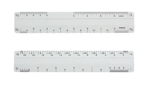 printable rulers with quarter inch 1 4 inch scale ruler bing images