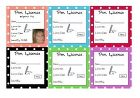 pen licence certificate template 1000 images about pen licence on pens