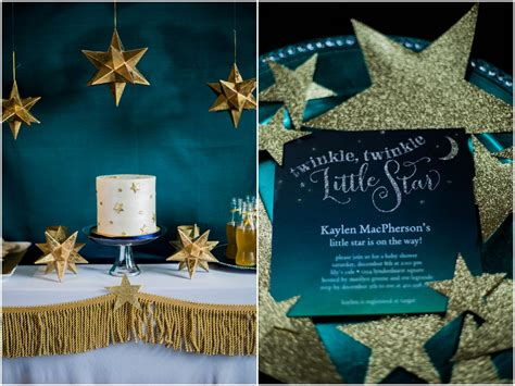 Twinkle Twinkle Baby Shower Theme by