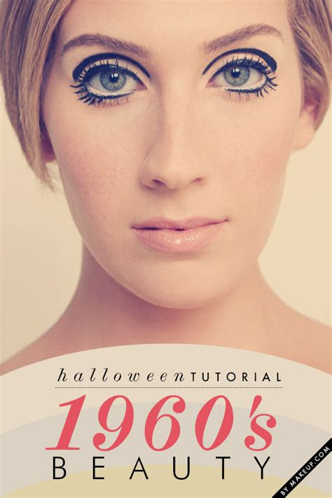 hair and makeup trends twiggy inspired beauty tutorials 1960s hair and makeup