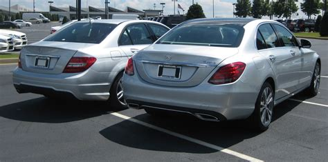 luxury mercedes sport differences between mercedes c300 sport and luxury
