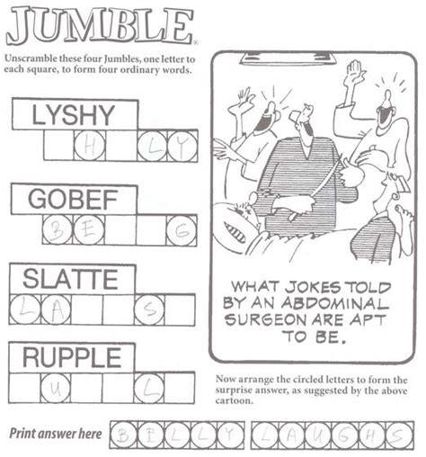 4 Letter Jumbled Words worksheets jumbled words exles opossumsoft worksheets