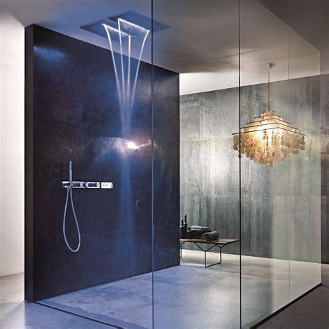 rubinetti acqua acqua zone overhead shower by fantini rubinetti
