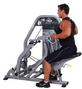 machine for back your back workout the s
