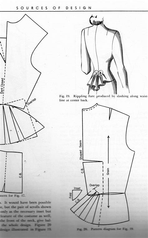 dress design draping and flat pattern making free download 1000 images about wykroje on pinterest sewing patterns