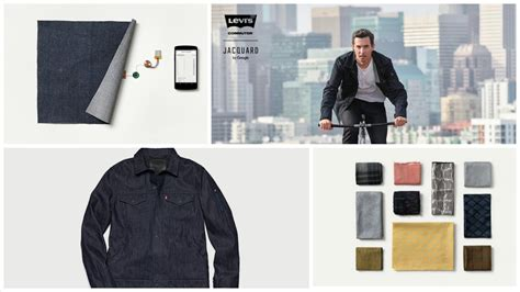 levis  google trial  smart jacket  spring launch