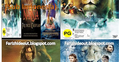 film narnia 4 subtitle indonesia narnia 1 3 complete collection subtitle indonesia full