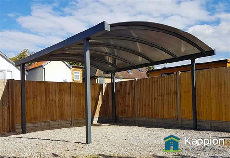 carports and canopies carport installed in whitstable kappion carports canopies