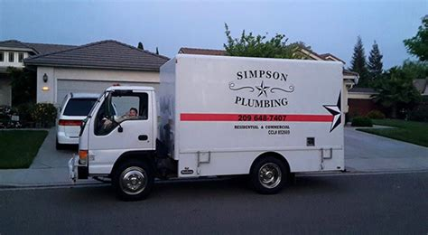 Simpsons Plumbing by We Are Local Plumbing In Tracy Ca