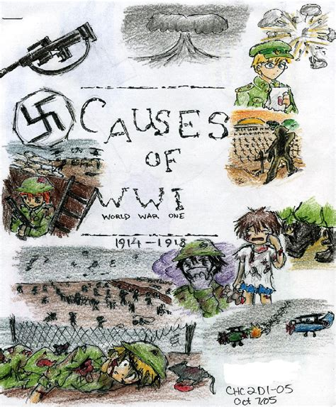 history title page ww1 by vanillarem on deviantart