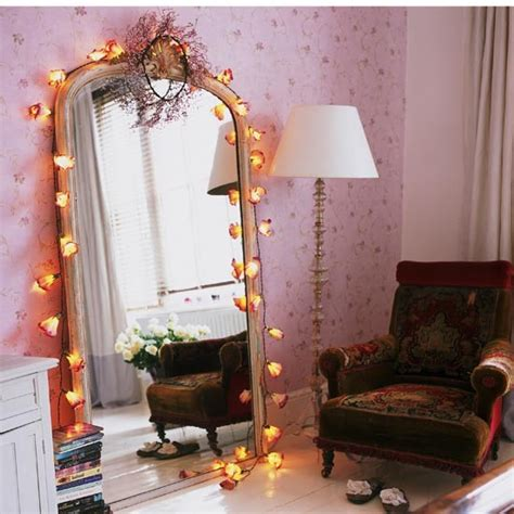 fairy lights teenage girls bedroom ideas housetohome co uk