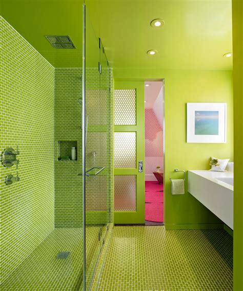 Colorful Bathroom Ideas by 10 Smashing Bold Colorful Bathrooms That You Will Covet