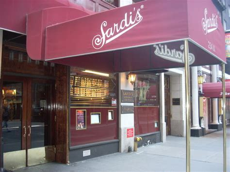 sardis restaurant manhattan sardi s restaurant new york city midtown menu prices