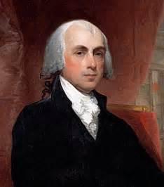 President Who Died In A Bathtub Portrait James Madison Jpg