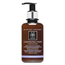 Eye Detox Specific Olive To Skin by Foam Cleanser Eye