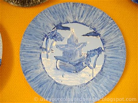 willow pattern paper napkins use your coloured pencils willow pattern paper plates