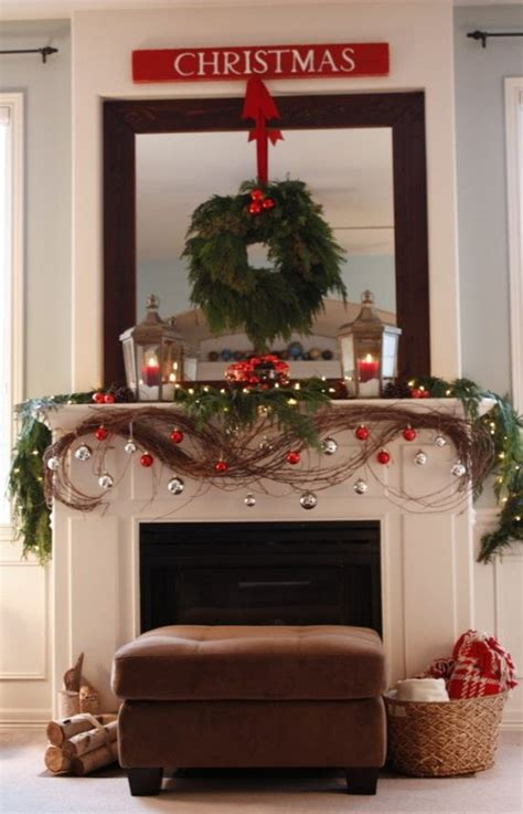 Garland Home Decor 37 Inspiring Mantel Decorations Ideas Ultimate Home Ideas
