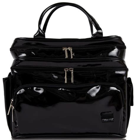 Travel Vanity Cases by New Cid Cosmetics Black Travel Vanity Free Delivery