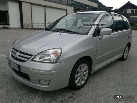2005 Suzuki Liana 2005 Suzuki Liana 1 6 4wd Car Photo And Specs
