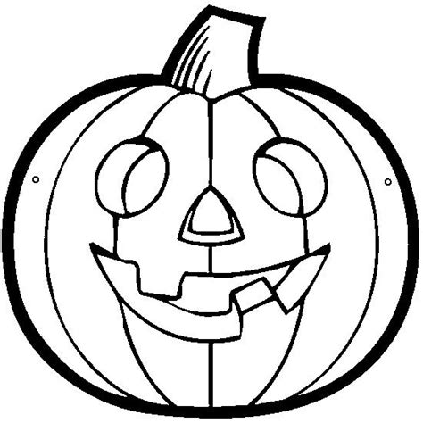 dibujos para colorear de halloween calabazas mascaras carnaval ninos mascara de calabaza dibujalia dibujos para colorear
