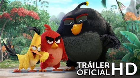 pelicula trailer angry birds la pel 205 cula tr 225 iler oficial hd en espa 241 ol ya